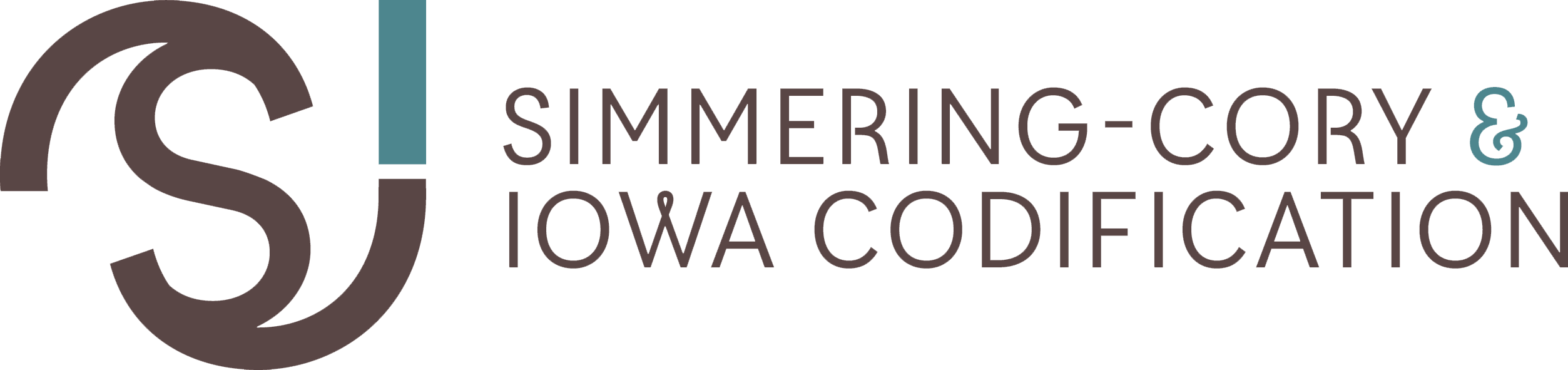 Simmering-Cory & Iowa Codification